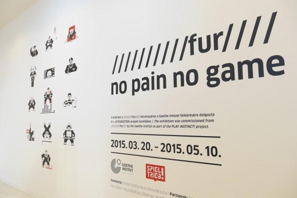 NO PAIN NO GAME Exhibition Tour