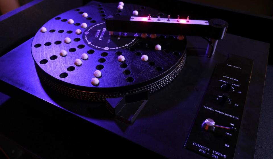 disque rythmique - new work