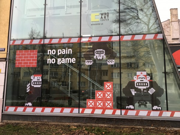 No Pain No Game - Wroclaw