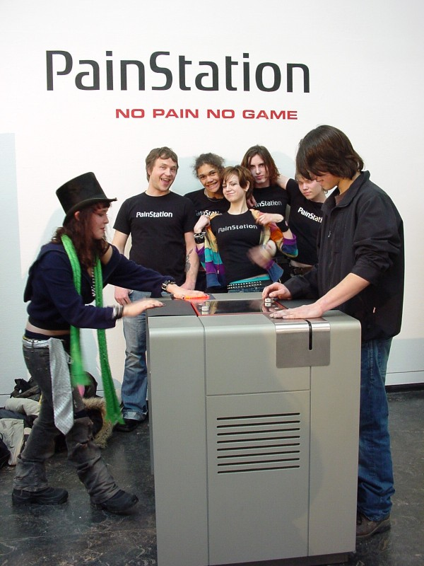 PainStation 2.0