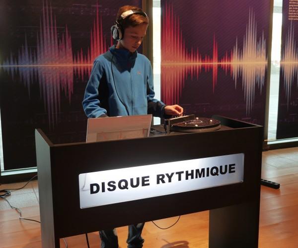 disque rythmique