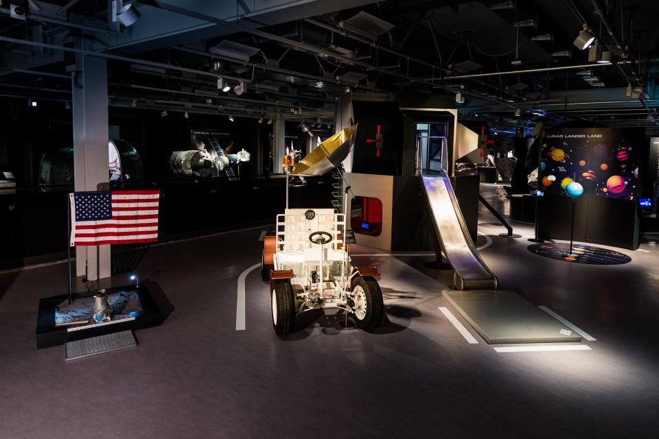Lunar Lander Land