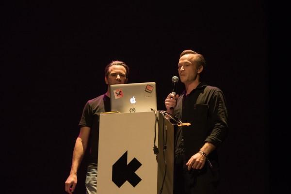 KIKK festival, Namur 2016