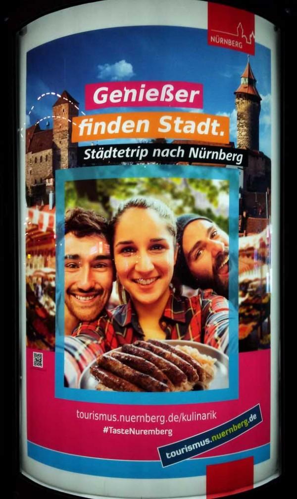 Berlin is over Nuernberg is coming