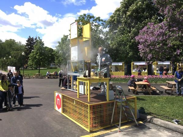 Facebox - Polytech Festival at Gorky Park Moscow