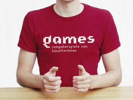 games. Computer Games by Artists