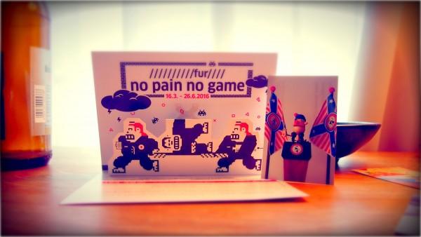 No Pain no Game - Berlin