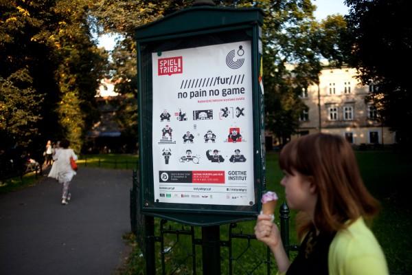 No Pain No Game - Krakow