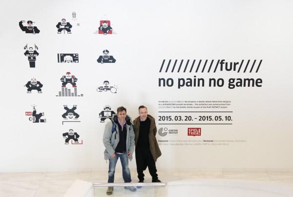 No Pain No Game - Budapest