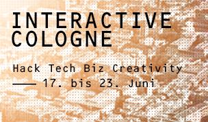 INTERACTIVE Festival, Cologne 2013
